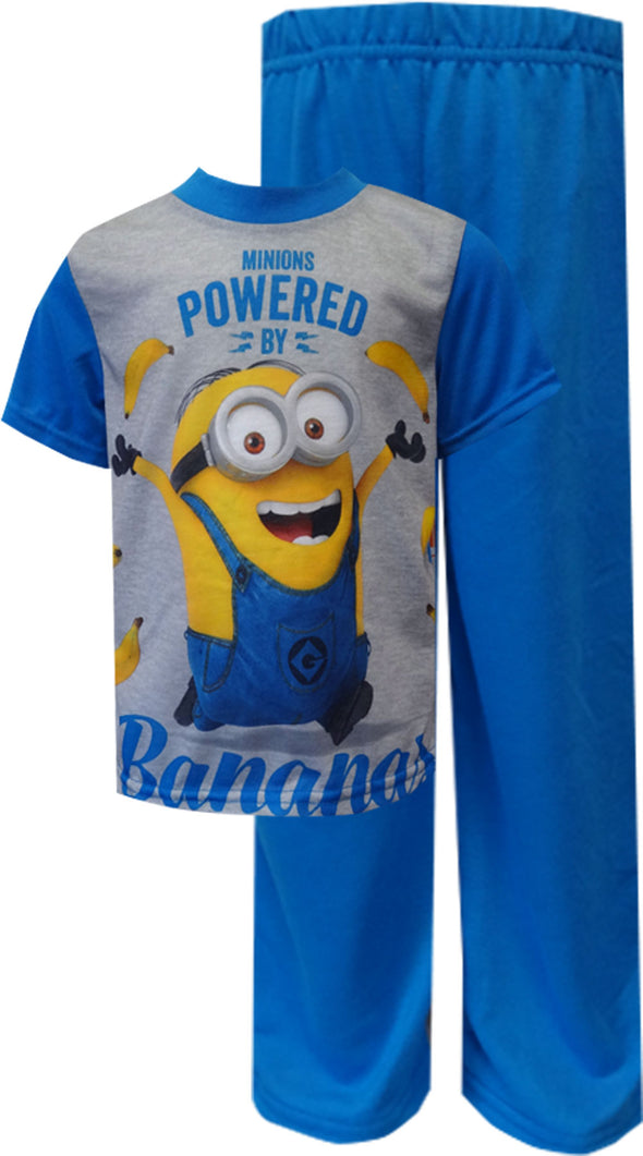 Despicable Me 2 Minions Powered By Bananas Pajamas
