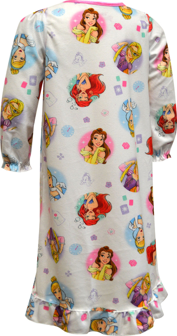 Disney Princess Favorites Traditional Flannel Nightgown