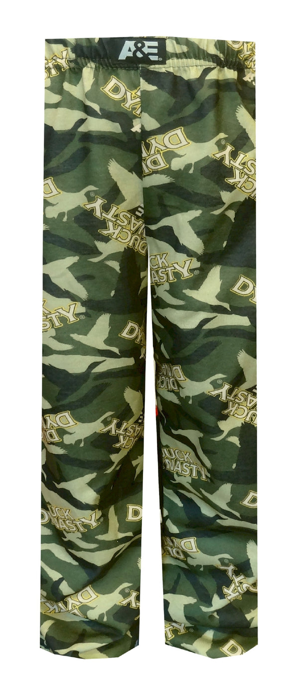 Duck Dynasty Camo Boys Lounge Pants