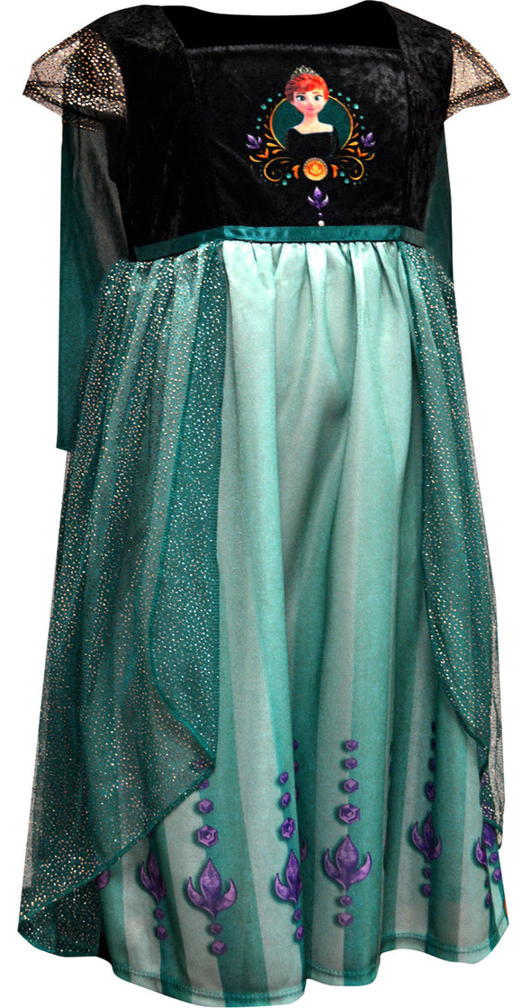 Disney Frozen 2 Dress Like Anna Toddler Nightgown