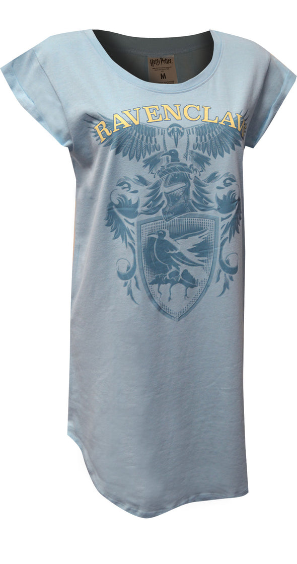Harry Potter Ravenclaw House Mascot Ladies Plus Size Nightshirt