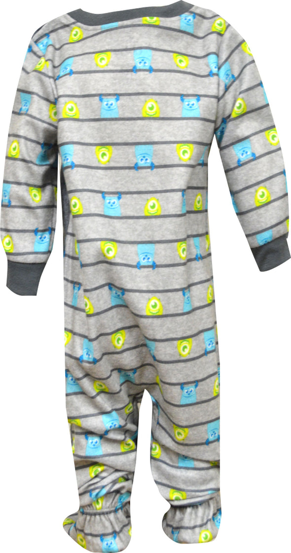 Disney Baby Monsters University Infant Fleece Sleeper Pajama