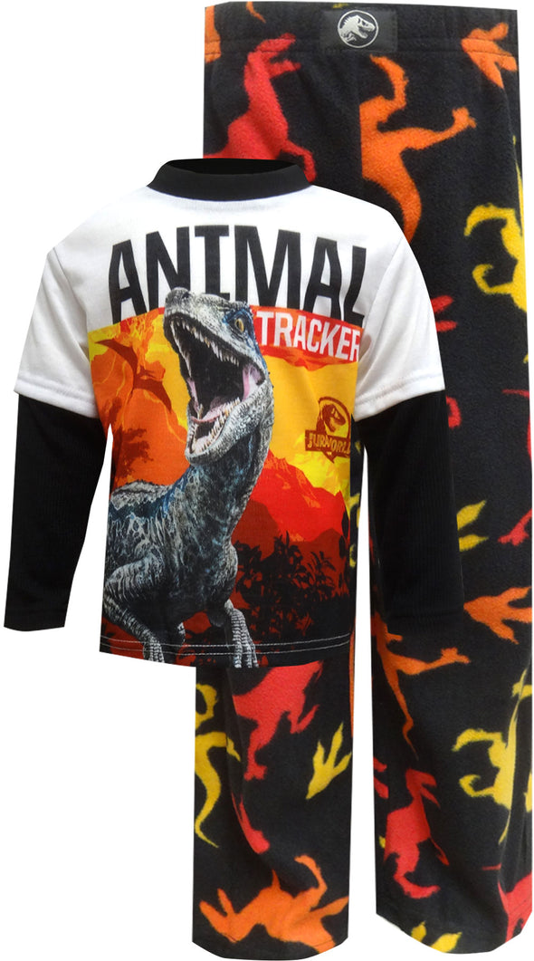 Jurassic World Animal Tracker Pajama