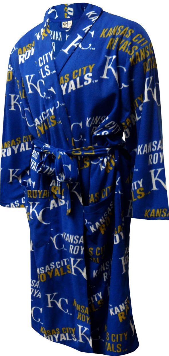 Kansas City Royals Guys Fleece Robe