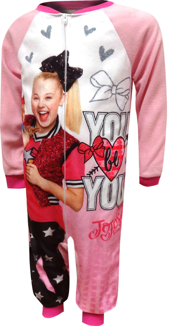 JoJo Siwa You Be You Blanket Sleeper
