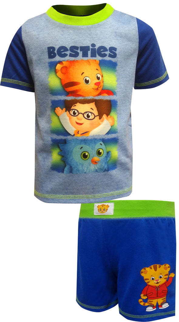 Daniel Tiger's Neighborhood Besties Toddler Pajamas