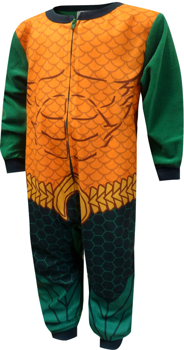 DC Comics Aquaman Fleece Sleeper Pajamas