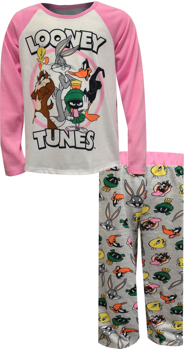 Looney Tunes Cast Favorites Pajama