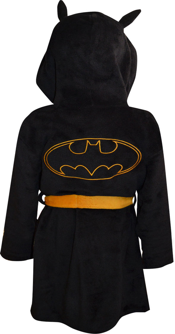 DC Comics Batman I am Bruce Wayne Plush Robe