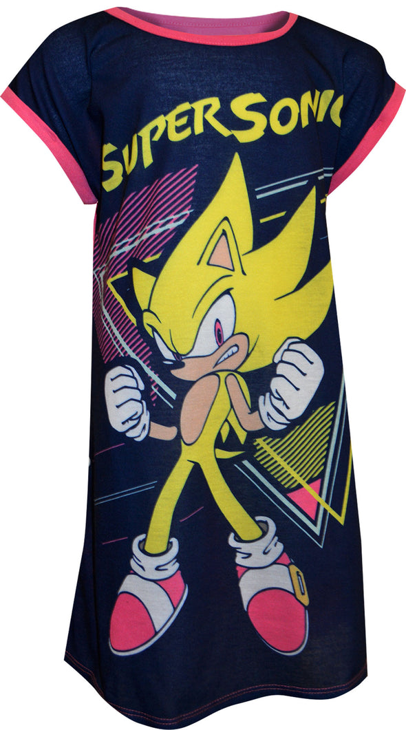 Sonic the Hedgehog Supersonic Nightgown