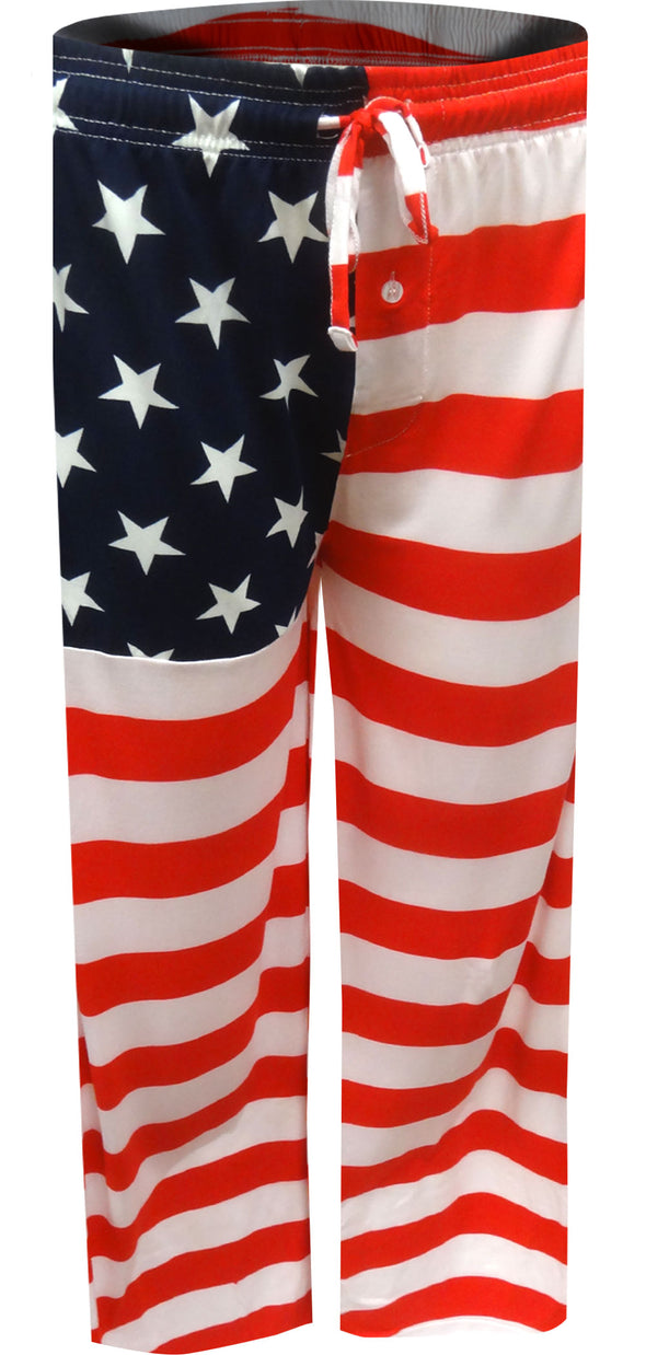 All American Flag Lounge Pant