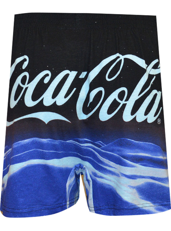 Coca Cola Bears in the Moonlight Boxer Shorts