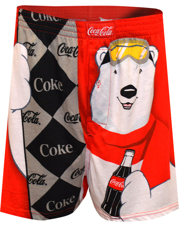 Coca Cola Chill Out Boxer Shorts