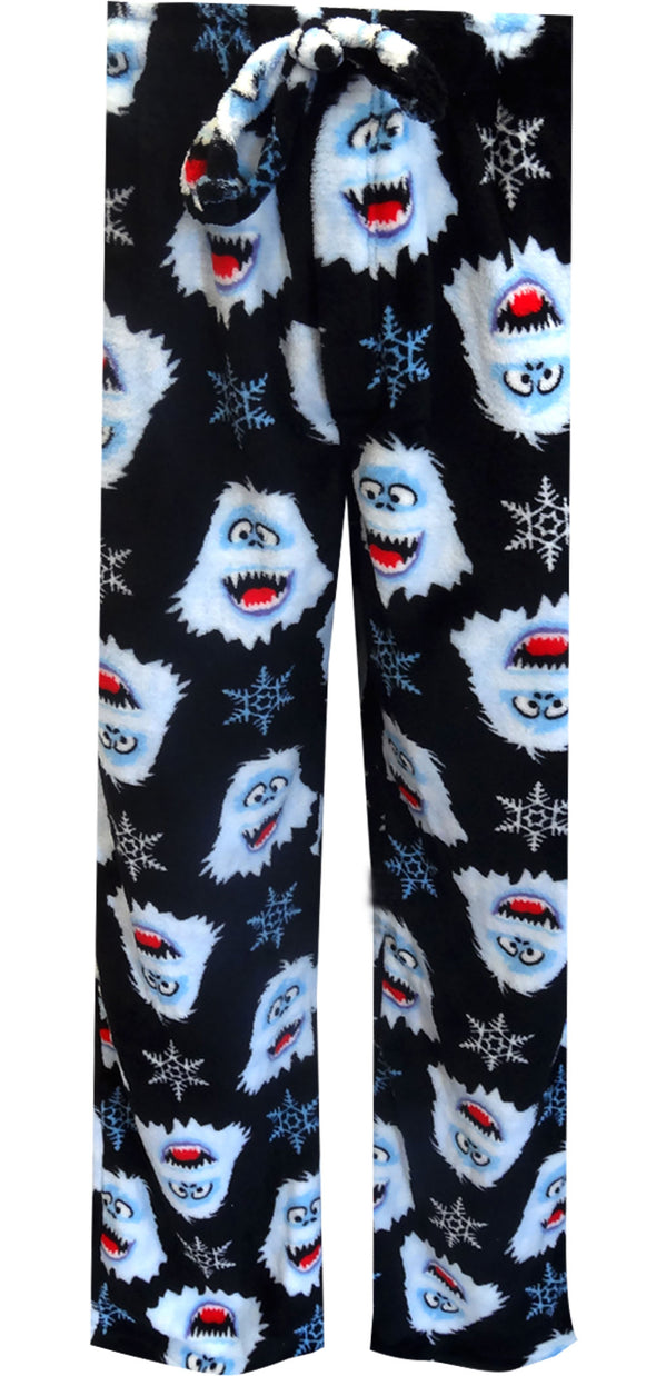Rudolph The Red-Nosed Reindeer Bumble Fleece Lounge Pants