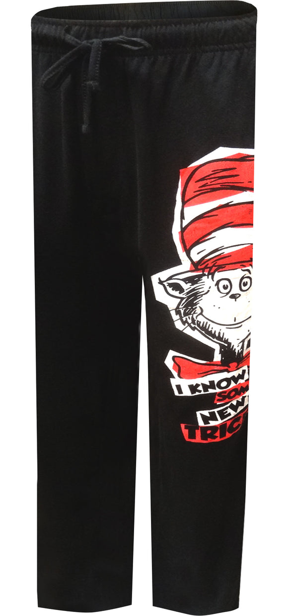 Dr. Seuss Cat in the Hat New Tricks Lounge Pants