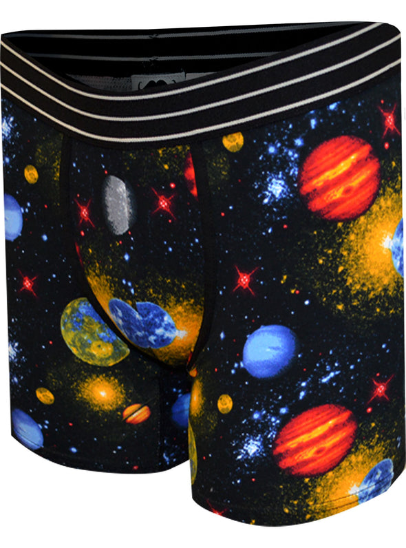 A Galaxy of Planets Boxer Briefs