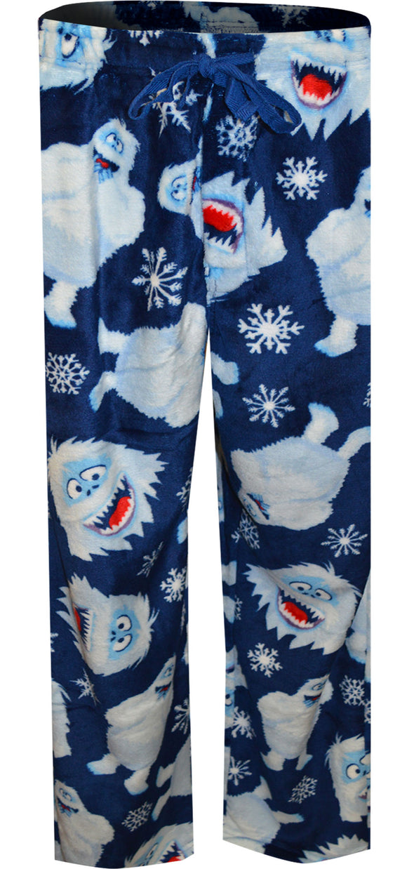 Rudolph The Red-Nosed Reindeer Bumble Plush Lounge Pants