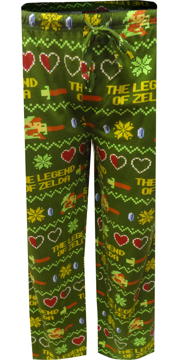 The Legend of Zelda Pixelated Lounge Pants