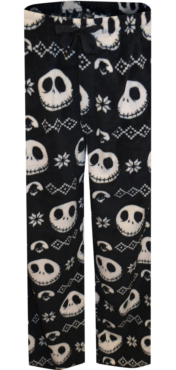 Nightmare Before Christmas Jack Skellington Plush Lounge Pant