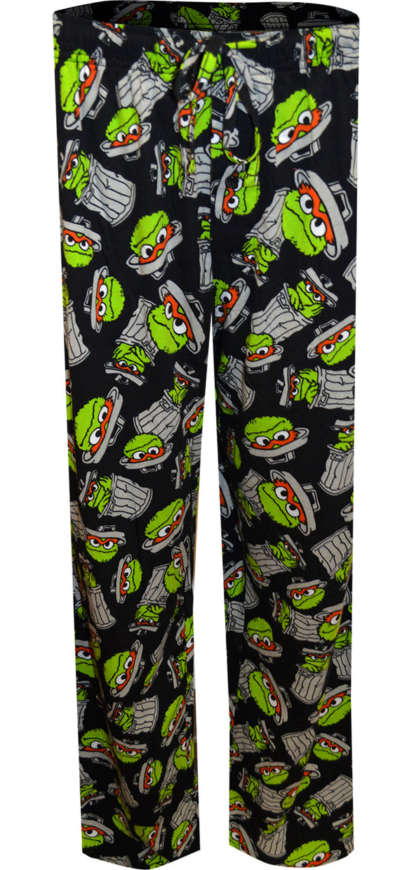 Sesame Street Oscar the Grouch Lounge Pants