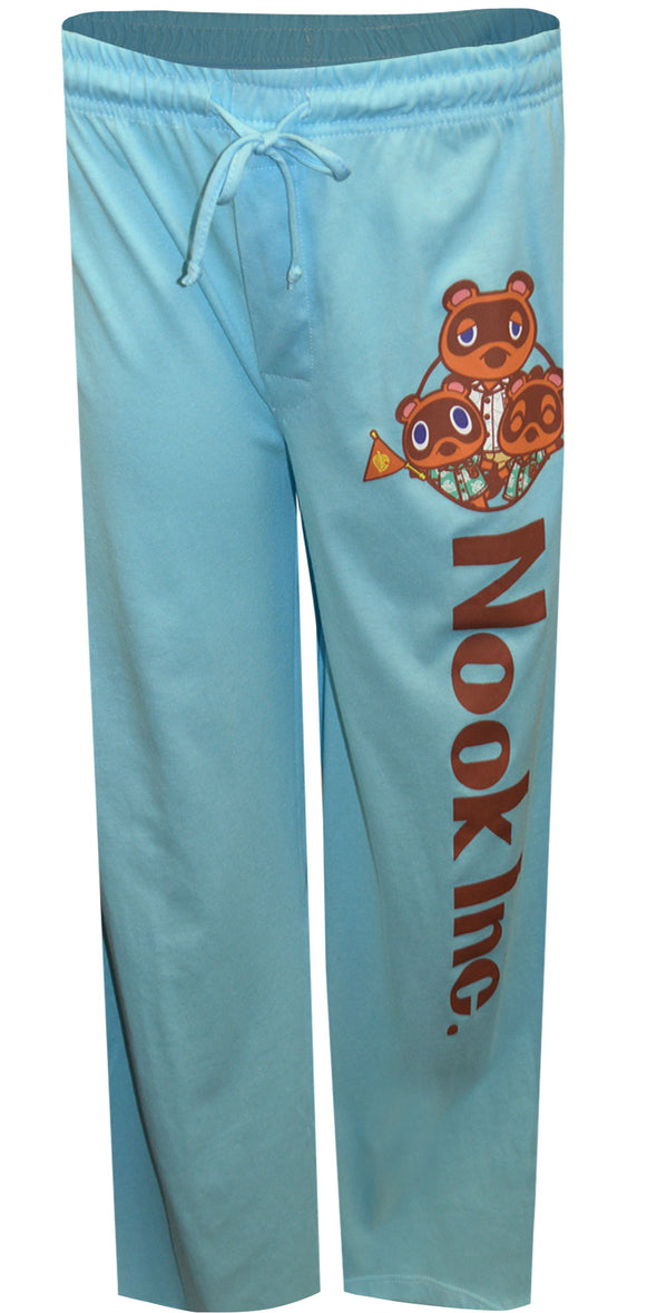 Nintendo Animal Crossing Tom Nook Lounge Pants