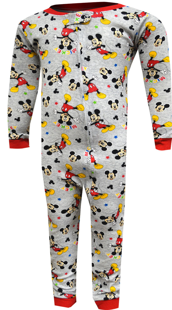 Disney Baby Classic Mickey Mouse Cotton Toddler Sleeper