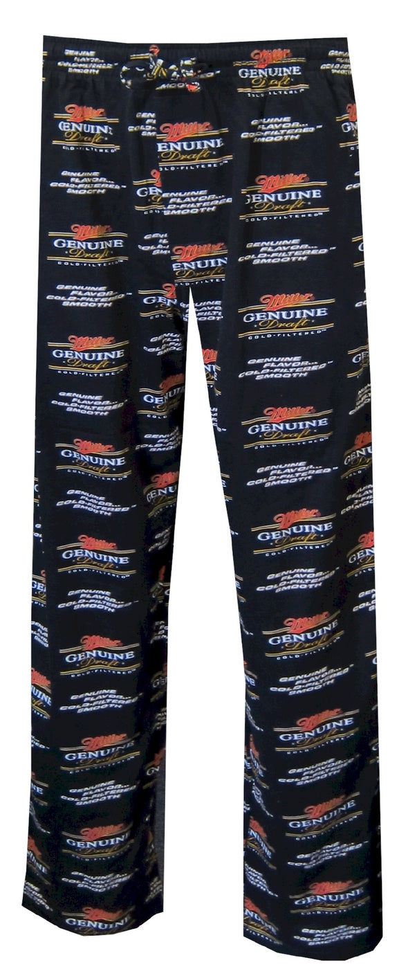 Miller Genuine Draft Cold Filtered Loungepant Size Small