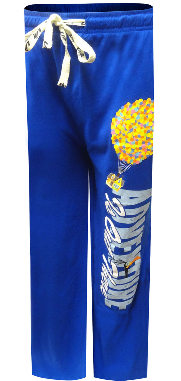 Disney Pixar Up Movie Adventure Is Out There Lounge Pants