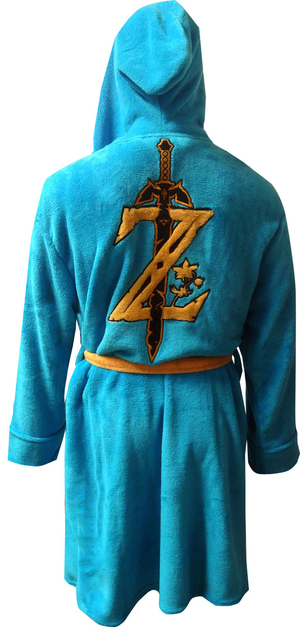 The Legend of Zelda Breath Of The Wild Dress Like Link Robe