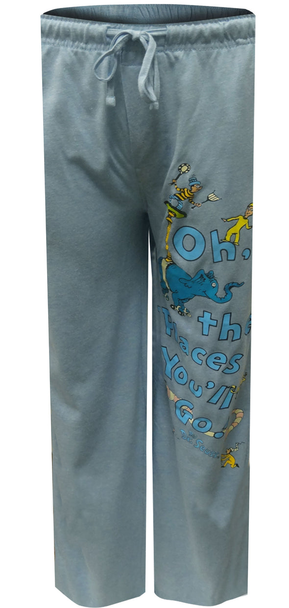 Dr. Seuss Oh The Places You'll Go Lounge Pants