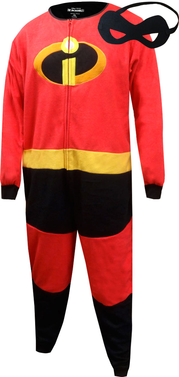 Incredibles 2 Disney Pixar Mr Incredible Union Suit Pajama