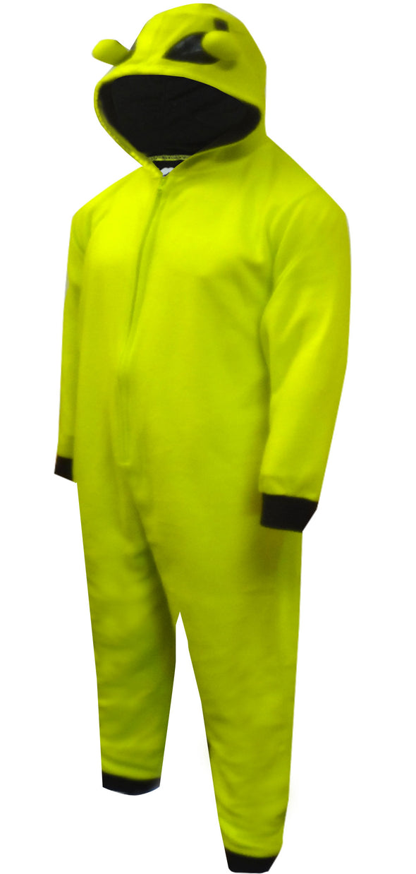 Space Alien Onesie Pajama