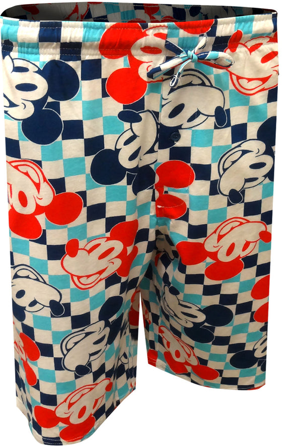 Disney's Classic Mickey Mouse Lounge Shorts