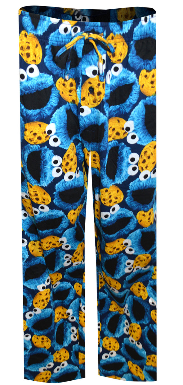 Sesame Street Cookie Monster Cotton Loungepants