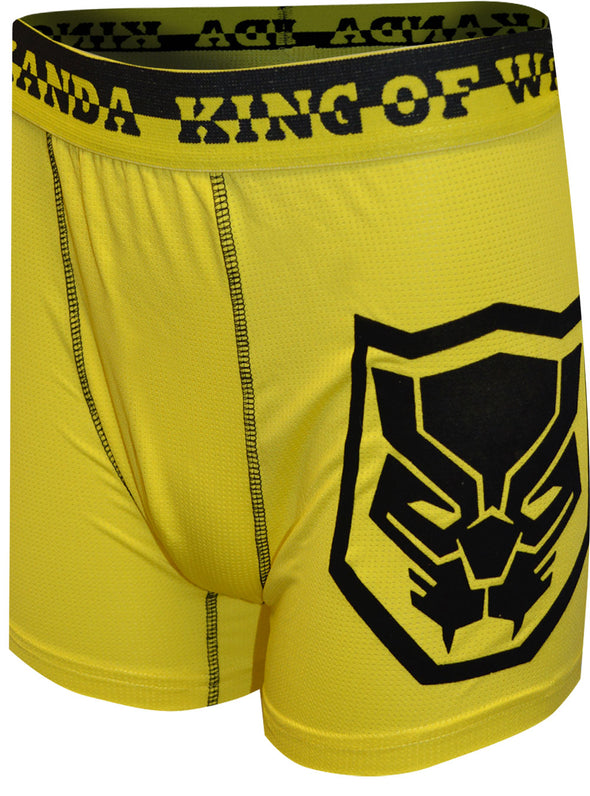 Marvel Black Panther Performance Boxer Brief