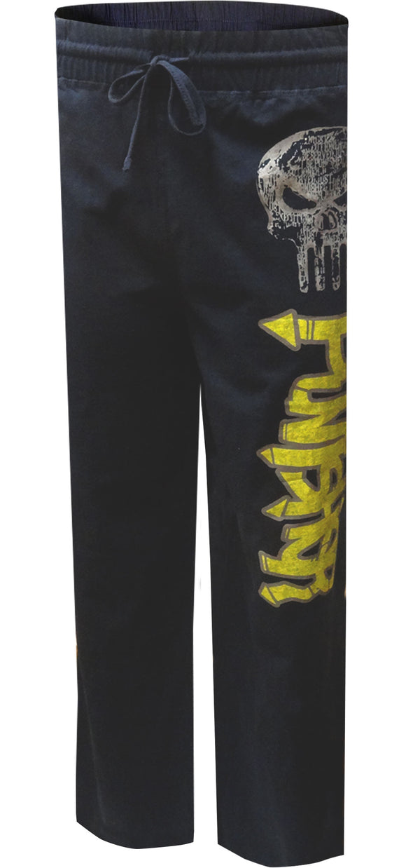 Marvel Comics The Punisher Reversible Lounge Pants