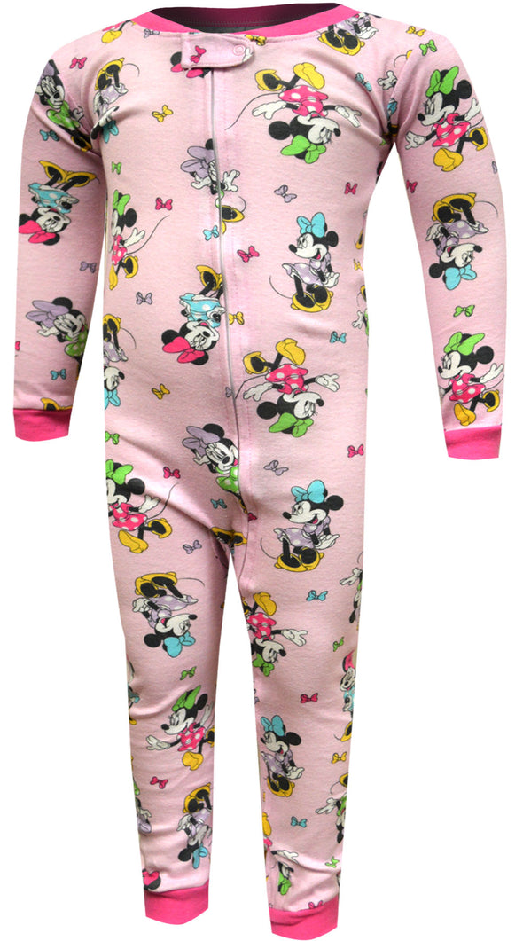 Disney Baby Classic Minnie Mouse Toddler Cotton Sleeper