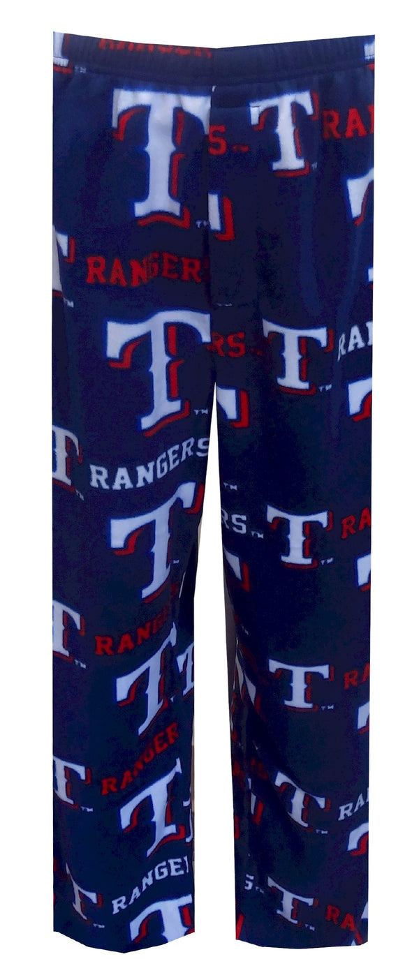 Texas Rangers Guys Fleece Lounge Pants