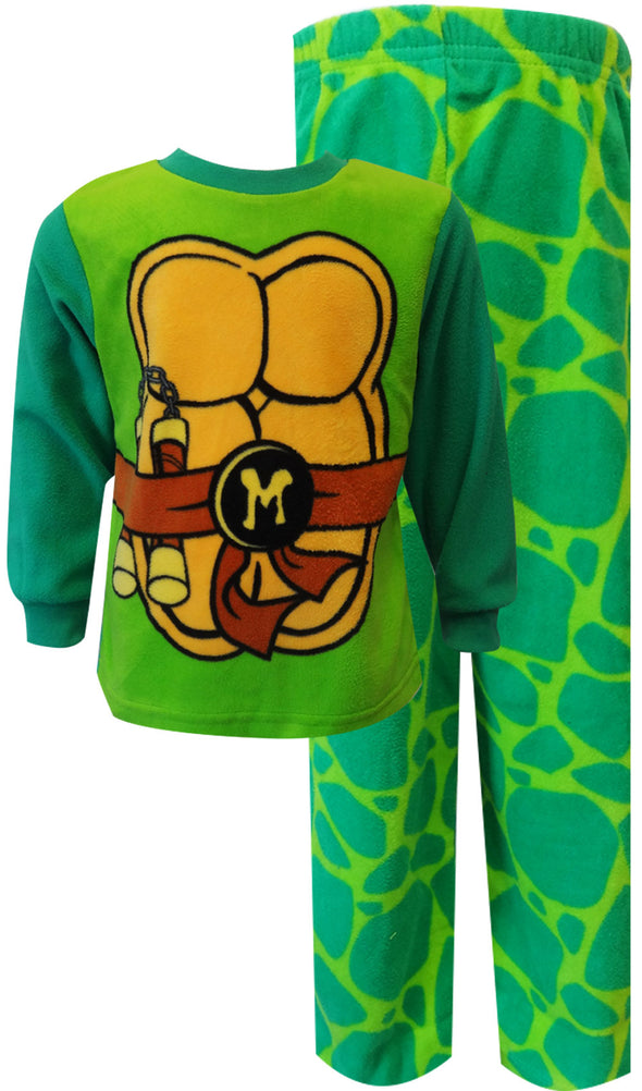 Teenage Mutant Ninja Turtle Look Alike Toddler Pajama Set
