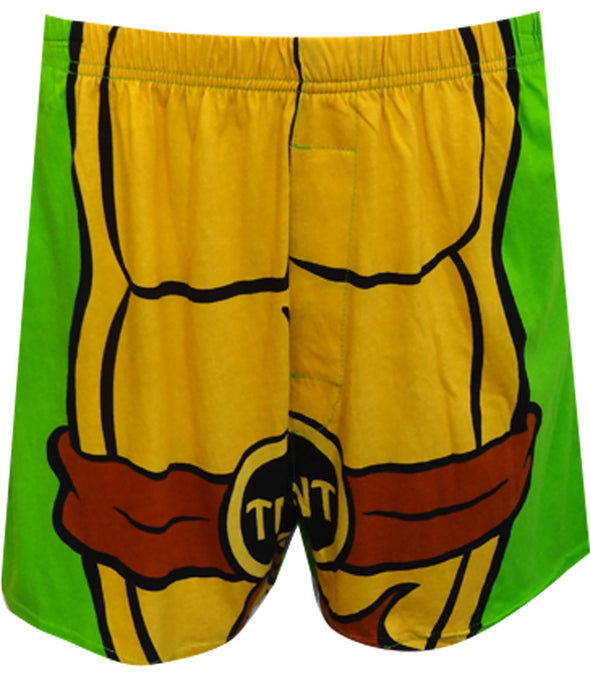 Teenage Mutant Ninja Turtle Boxer Shorts