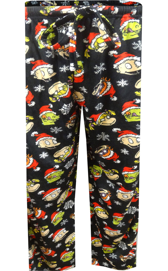 Nickelodeon Rugrats Crew Christmas Ladies Lounge Pants