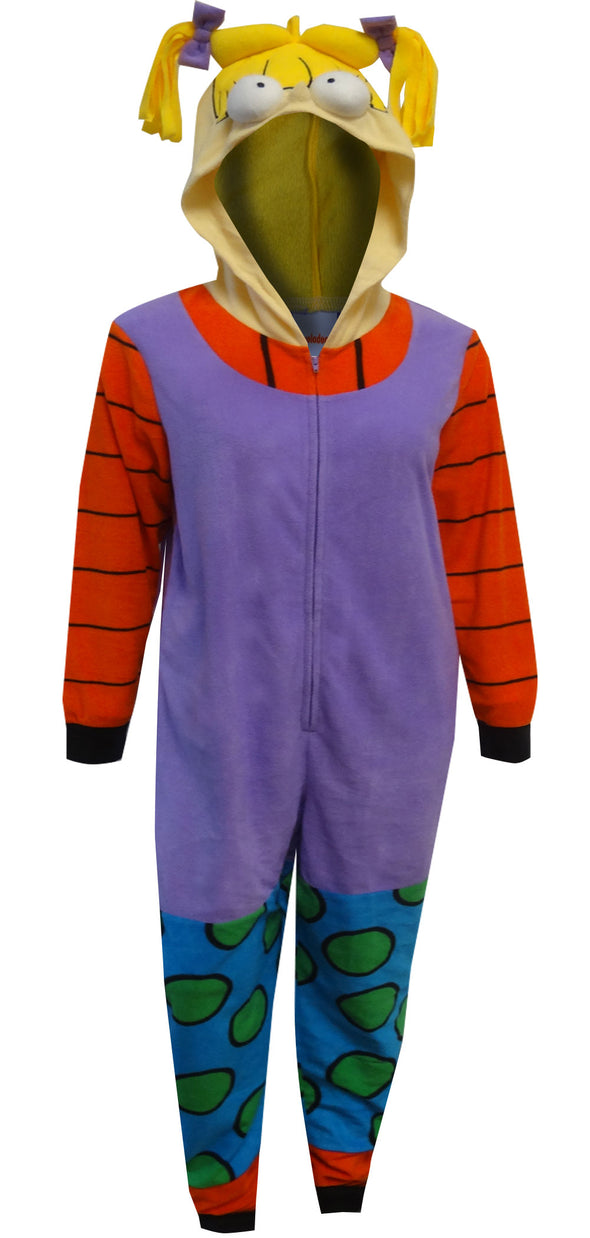 Nickelodeon Rugrats Angelica One Piece Pajama