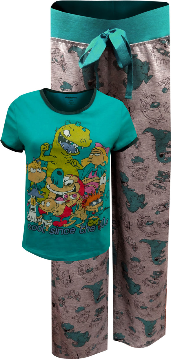 Nickelodeon Rugrats Cool Since the 90's Pajama