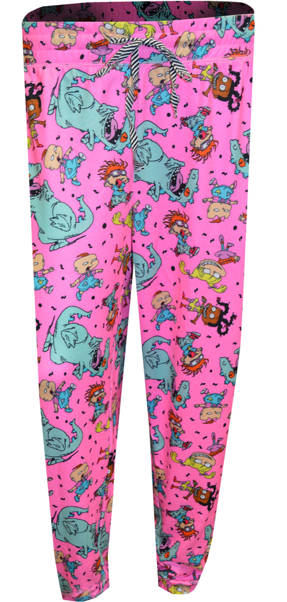 Nickelodeon Rugrats Cozy Knit Ladies Sleep Jogger