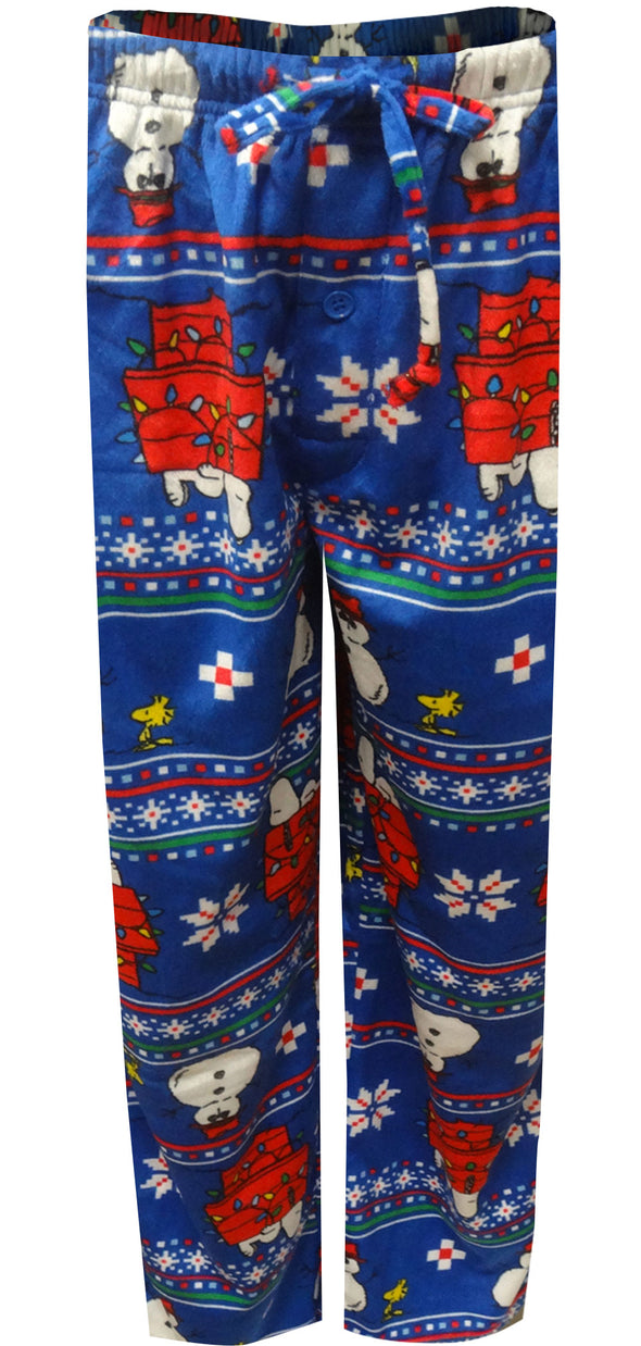 Peanuts Charlie Brown Christmas Snoopy Loungepant