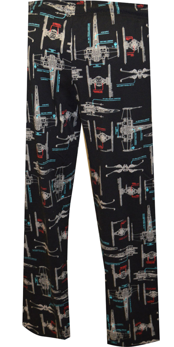 Star Wars Special Fighter Junior Cut Lounge Pant