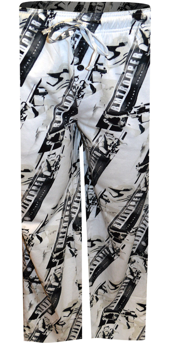 Star Wars The First Order Storm Troopers Lounge Pants