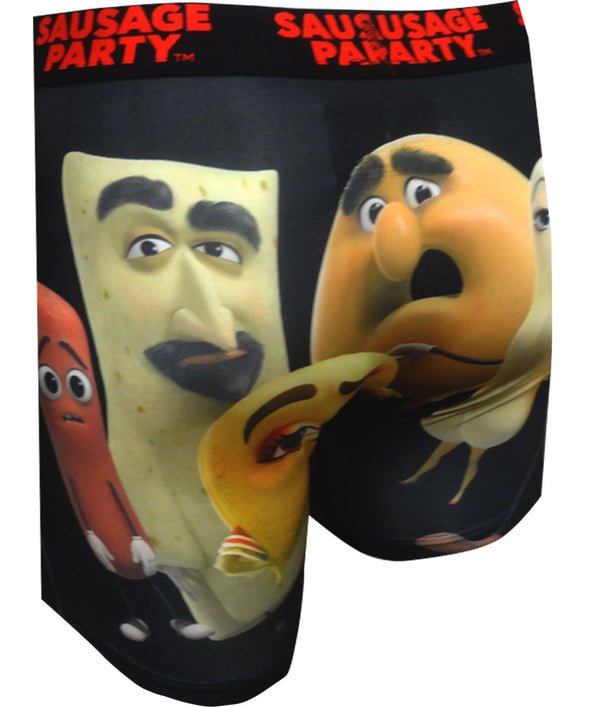 Sausage Party Performance Fabric Boxer Brief
