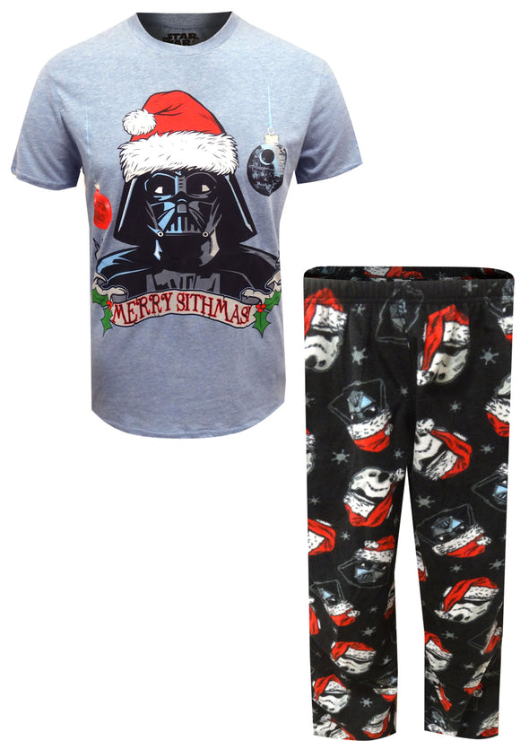 Star Wars Christmas Merry Sithmas Pajamas