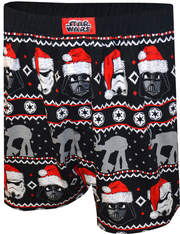 Star Wars Empire Christmas Cheer Boxer Shorts